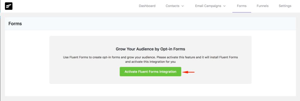 activate-fluent-forms-integrations