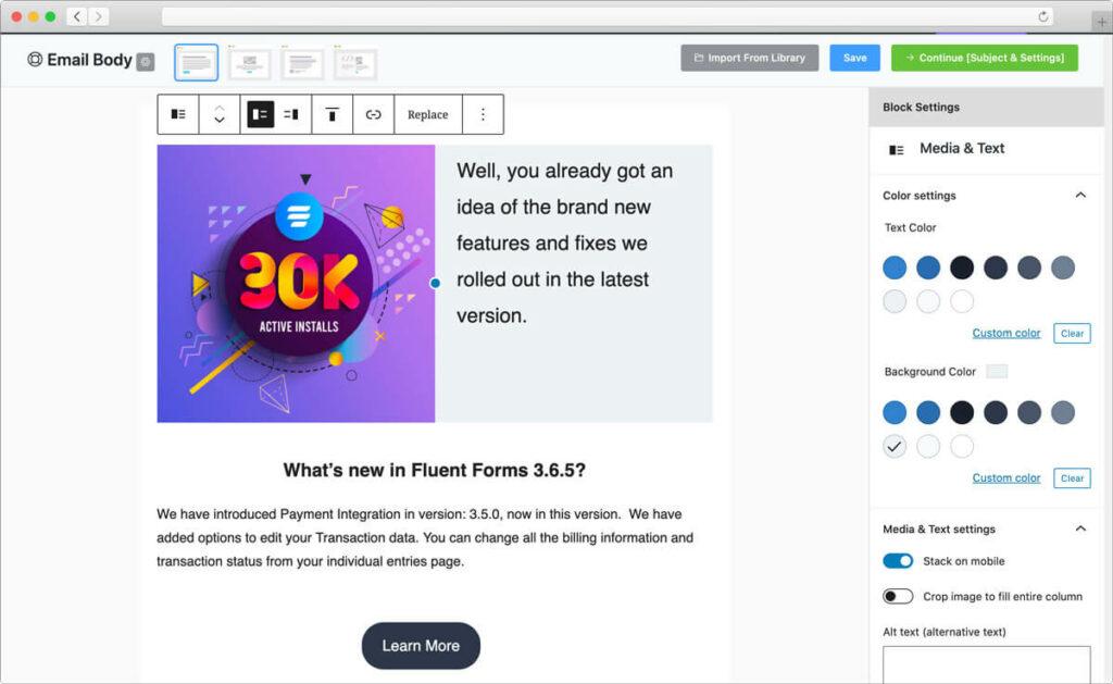 FluentCRM Pro 2.2.0 Marketing Automation For WordPress