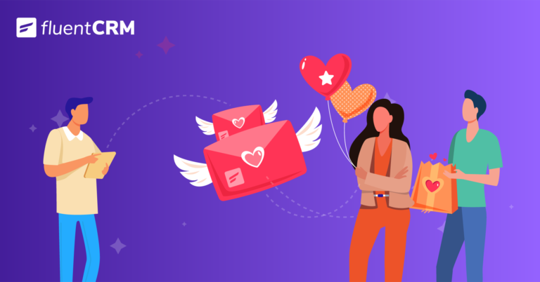 Make the Best Use of Your CRM in Valentine's Day Email Campaign