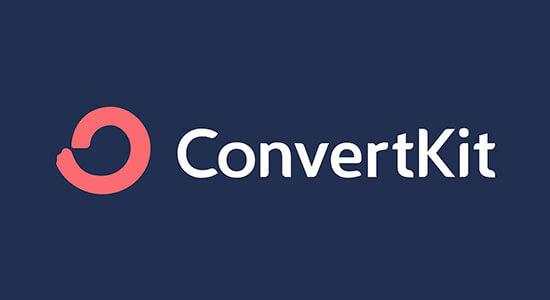 convertkit, email marketing software