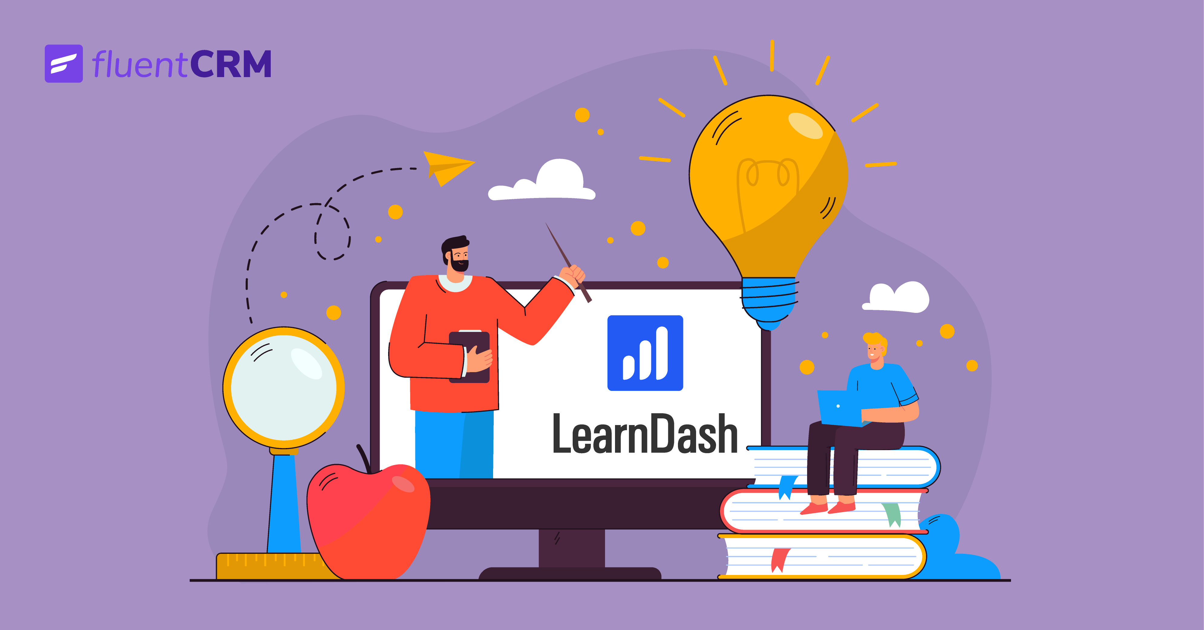 A Beginners Guide to Learndash Email Marketing Automation with FluentCRM