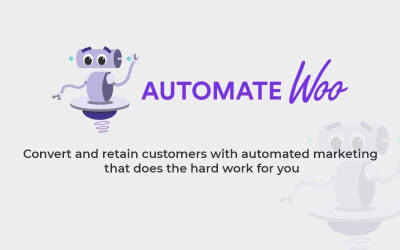 automatewoo, woocommerce email marketing plugin