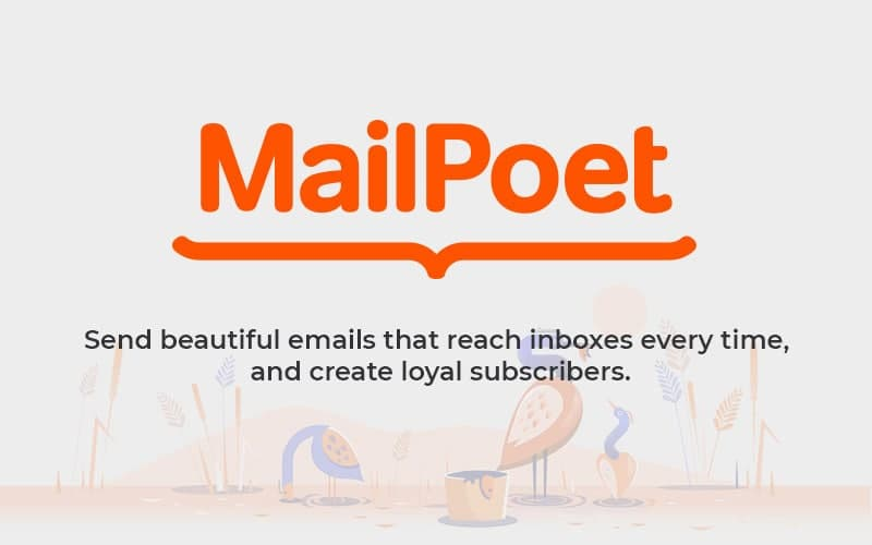 mailpoet, newsletter plugin