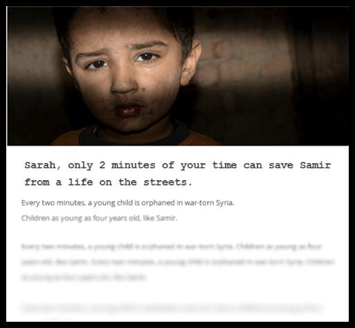 targeted appeals newsletter